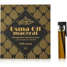 "Концентрат масла усьмы ""Usma Oil macerat"" 2 мл AlisaBon"