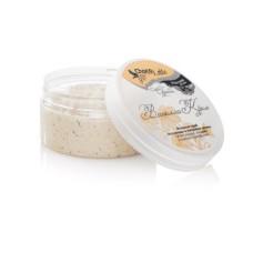 Мыльный скраб для тела СКРАББИ ВАНИЛЛА-КРИМ (со сливками и экстрактом ванили) 200гр., ТМ ChocoLatte