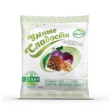 Конфеты чернослив с грецким орехом в шоколадной глазури 210г  Di&Di