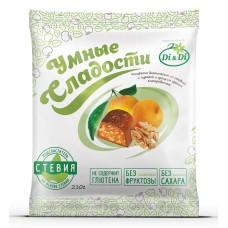 Конфеты курага с грецким орехом в шоколадной глазури 210гDi&Di