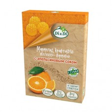 """Мармелад """"Апельсин"""" желейно-формавой, 155г., Di&Di"""