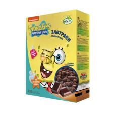 Завтрак амарантовый в шоколадной глазури Спанч Боб 220гр Di&Di