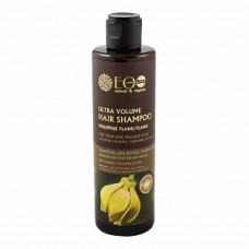 """Шампунь для волос """"Ультра объем"""" 250 мл, EcoLab"""