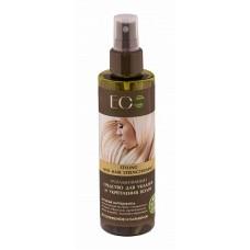 """Средство для укладки и восстановления волос """"Разглаживающее"""" 200 мл, EcoLab"""