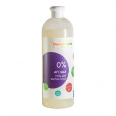 Гель для мытья полов без аромата 1000 мл., Freshbubble