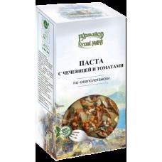 "Паста ""По-неаполитански""  с чечевицей и томатами, 220г.,Гурмайор"