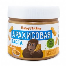 "Арахисовая паста ''Фитнес""  330г., Happy Monkey"