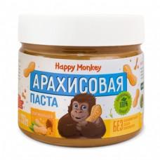 """Арахисовая паста ''Оригинальная""""  330г., Happy Monkey"""