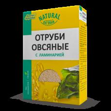 """Отруби овсяные """"с Ламинарией"""" 200г.,Компас Здоровья"""