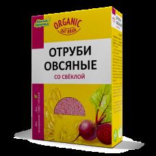 Отруби овсяные со свеклой 200г.,Компас Здоровья