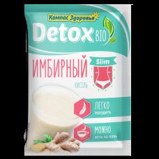 Кисель detox bio Slim Имбирный 25г.,Компас Здоровья