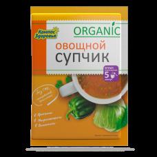"""Суп-пюре """"Овощной"""" 30г.,Компас Здоровья"""