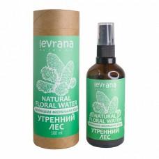 """Флоральная вода для лица и тела """"Утренний лес"""" 100мл., Levrana"""