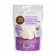 Органическая кокосовая стружка