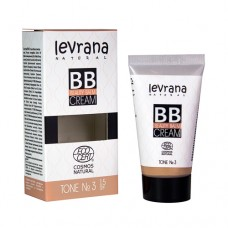 BB-крем, тон №3 Levrana