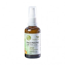 Пилинг для лица с АНА кислотами, для жирной и проблемной кожи 50 мл., OrganicZone
