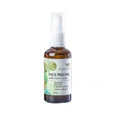 Пилинг для лица с АНА кислотами, с лифтинг-эффектом  50 мл., OrganicZone