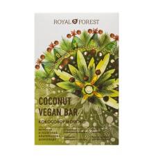 Шоколад кокосовое молоко  Vegan  Coconute Bar ,50гр Royal Forest