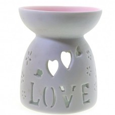 "Аромалампа ""Love"", керамика"
