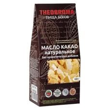 Какао-масло натуральное 100г Theobroma