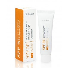 Солнцезащитный крем для лица SPF 50 (7.5) 30 мл Kleona